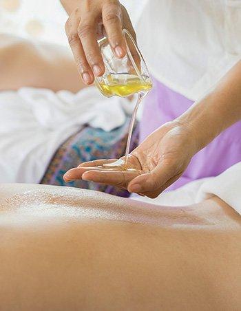 Oli da massaggio